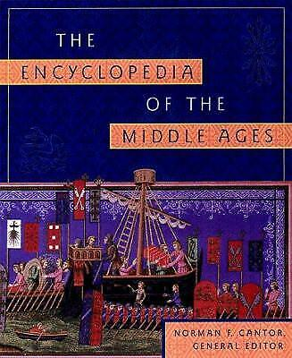 Encyclopedia of the Middle Ages  (ExLib) by Cantor, Norman