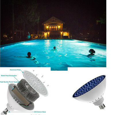 120V 35W COLOR Changing LED Swimming Pool Light Bulb for Pentair Hayward  Fixture