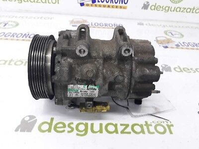 Compresor aire acondicionado CITROEN C4 GRAND picasso exclusive 2006 9659876080