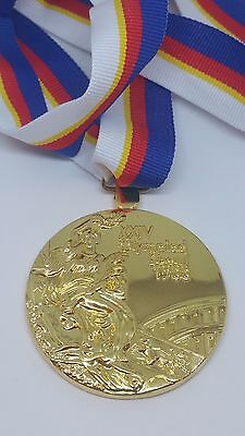 SEOUL 1988 Olympic Replica GOLD MEDAL