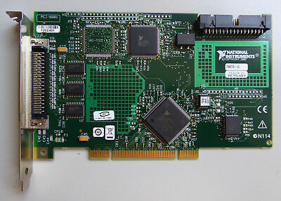 National Instruments, Pci-6601