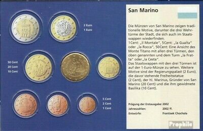 San Marino SMA 5 2003 flor de cuño 2003 moneda de curso legal 20 Cent