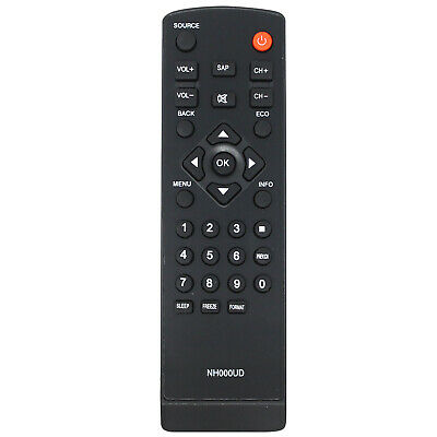 Replacement Remote Control for Sylvania LC320SLX, LC320SL1, LC190SL1 TV