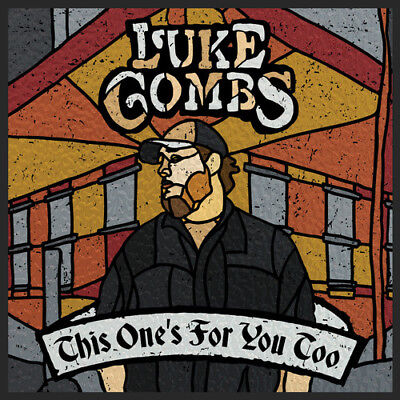 Luke Combs - This One's For You Too [New CD] Deluxe Ed
