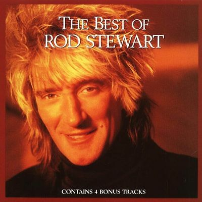 Rod Stewart: The Very Best Of Cd 16 Greatest Hits Collection / New