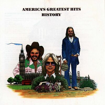 America: History America's Greatest Hits CD (The Very Best Of)