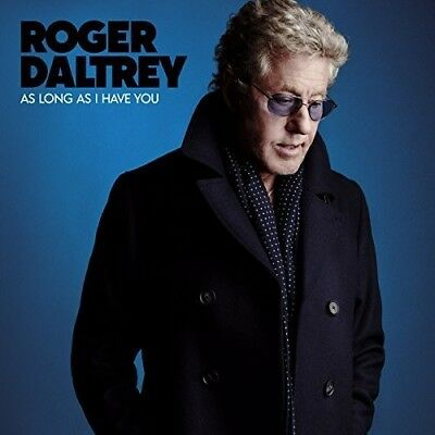 Roger Daltrey - As Long As I Have You [New CD]