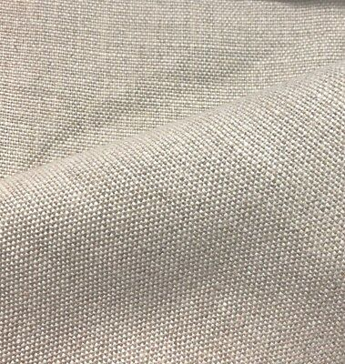 100 Belgian Linen Upholstery Fabric Chalet Oatmeal By The Yard