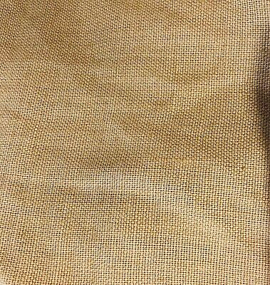 LIBECO LAGAE 100% Belgian Multipurpose Linen Fabric Khaki By The Yard