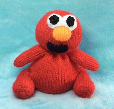 Elmo Knitting Pattern Images Handicraft Ideas Home Decorating