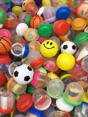 "1000 1"" Toy Filled Vending Capsules Toy Mix-Free Shipping"