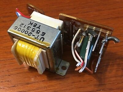Sony PS-T25 Turntable Parts - Power Supply / Transformer