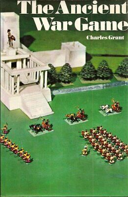 Ancient War Game by Grant, Charles Hardback Book The Cheap Fast Free Post