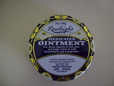 Rawleighs Medicated Ointment