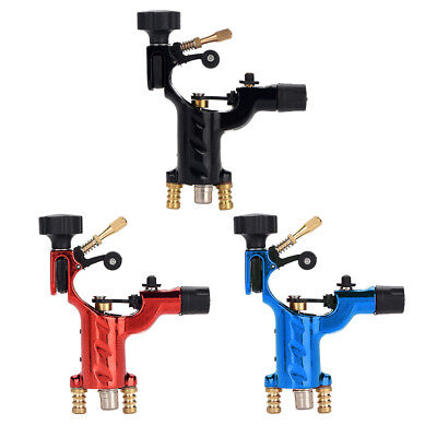 Stainless Steel Rotary Tattoo Machine Motor Gun for Shader & Liner & Coloring TP