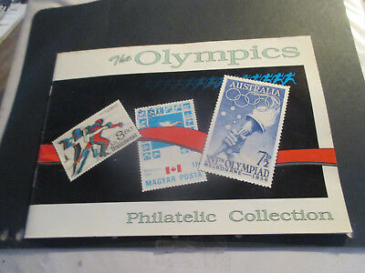 The  Olympic  Collection  --World Players  Great  Stamp  Issues