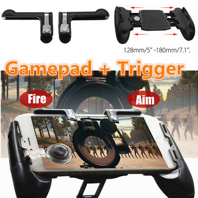 Gamepad Trigger Controller Joystick Shooter For Android IOS PUBG Cell Phone Game