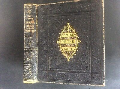 ANTIQUE small religious book A Collection of Hymns from The Methodists Wesleyan