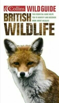 British Wildlife (Collins Wild Guide) by Various Paperback Book The Cheap Fast