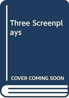Three Screenplays by Price, Richard Hardback Book The Cheap Fast Free Post