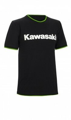Kawasaki Sports Kinder T-Shirt Shirt Kids kurzarm Sports Range NEU