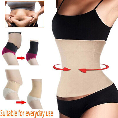 Postpartum Belly Recovery Band After Baby Tummy Tuck Belt Body Slim Shaper Women