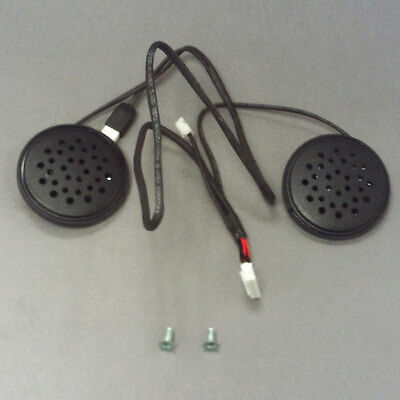 Caberg Earphone Kit Plus Cable For Moto Motorcycle Just / Konda / Down Helmets