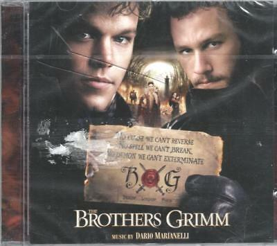 The Brothers Grimm Soundtrack