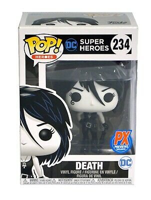 Funko Pop Heroes DC Death PX Vinyl Action Figure