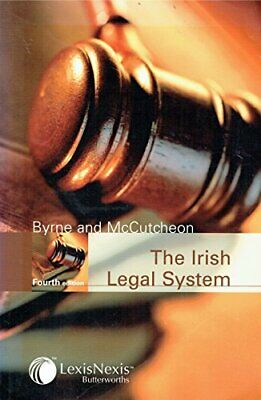 The Irish Legal System by Byrne, Raymond Paperback Book The Cheap Fast Free Post