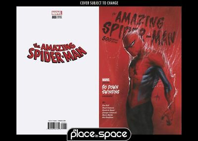 Amazing Spider-Man, Vol. 4 #800N (1:25) Dell'otto Variant (Wk22)