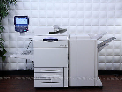 Xerox WorkCentre 7775 Color MFP Copier Printer Email Scan Server Fax ~ 7755 7765