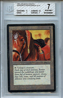 Arabian Nights ** Jandor/'s Saddlebags ** Mtg Magic EX+//LP