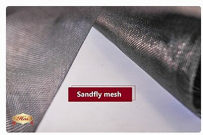 1220mm x 30m sandfly midge mesh ROLL,Tropical Insect Flyscreen, flywire