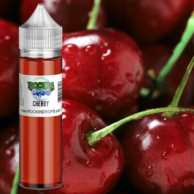 ROCKINDROPS Cherry Food Flavor Flavoring Concentrate TFA 10ml 30ml 50ml