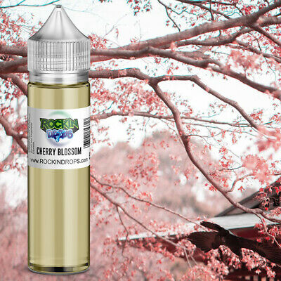 ROCKINDROPS Cherry Blossom Food Flavor Flavoring Concentrate TFA 10ml 30ml 50ml