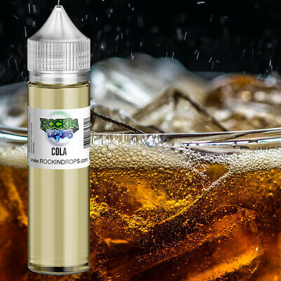 ROCKINDROPS Cola Food Flavor Flavoring Concentrate TFA 10ml 30ml 50ml