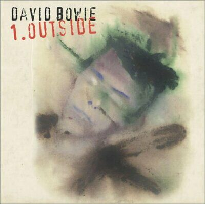 David Bowie - 1. Outside - David Bowie CD TKVG The Cheap Fast Free Post The
