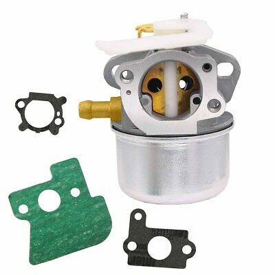 Carburetor kit for Briggs & Stratton 698055 Snowblower W/Mounting Gaskets Carb