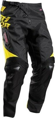 Thor Fuse Air Dazz 2017 Youth MX/Offroad Pants Magenta/Pink/Yellow