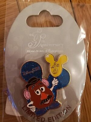 Disney Trading pins Mr potato head toy story