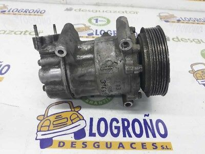 Compresor aire acondicionado CITROEN C4 BERLINA VTR Plus 2004 9651910980 729539