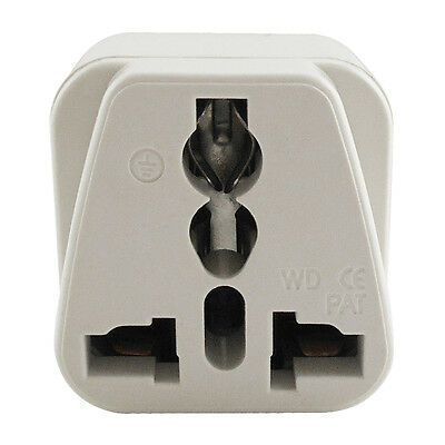 1x Travel UK US AU EU Euro to South Africa Power Plug Charger Adapter Converter