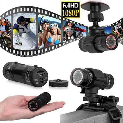 1080P HD Motor Bike Cycle Helmet  Waterproof Sports Action Camera Video Recorder