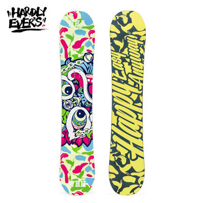 Hardly Ever's HEA FASHION 2018 SNOWBOARD BOARD SNOW FREE DELIVERY AUSTRALIA