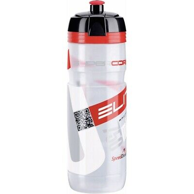 Elite Bidones Ciclismo Supercorsa 750 Ml Blclro