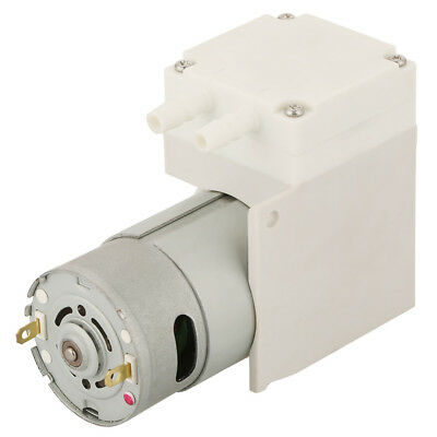 Powerful DC12V Mini Vacuum Pump Negative Pressure Suction Micro-pump 70L/min