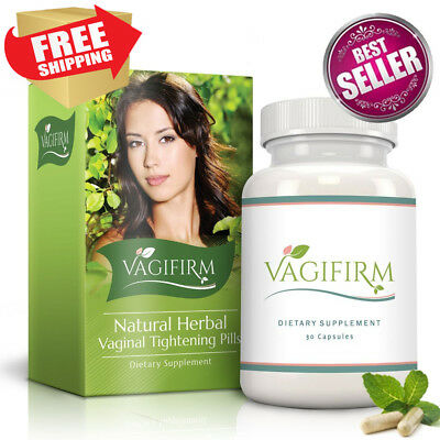 Vagifirm Vaginal Tightening Pills - All Natural Herbal Supplement for...