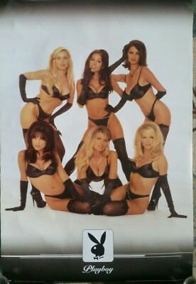 1998 Special Editions Limited PLAYBOY PLAYMATES Pinup Poster. Australia