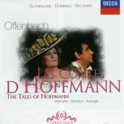 Offenbach: Les Contes d'Hoffmann (highlights) -  CD VIVG The Cheap Fast Free The